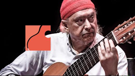 Bild för Egberto Gismonti solo, 2018-10-12, UKK - Stora salen