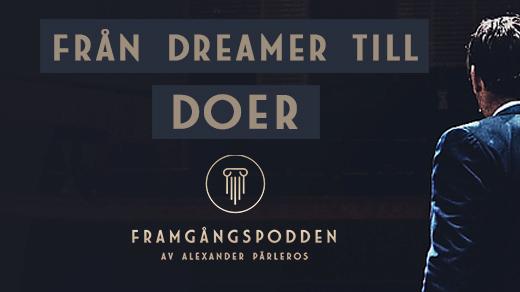 Bild för Från dreamer till doer, 2019-03-18, Oscarsteatern