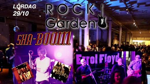 Bild för RockGarden Spinnet 29/10, 2016-10-29, Spinnet Habo