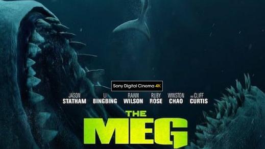 Bild för The Meg, 2018-08-23, Kulturhuset i Svalöv