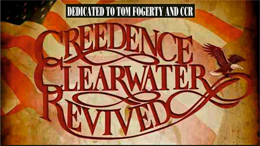 Bild för Creedence Clearwater Revived från England, 2017-02-05, Folkets Hus  Säter