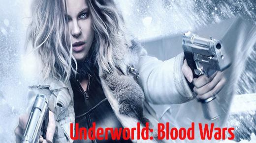 Bild för Underworld: Blood Wars (15 år) Premiär, 2016-12-09, Biosalongen Folkets Hus