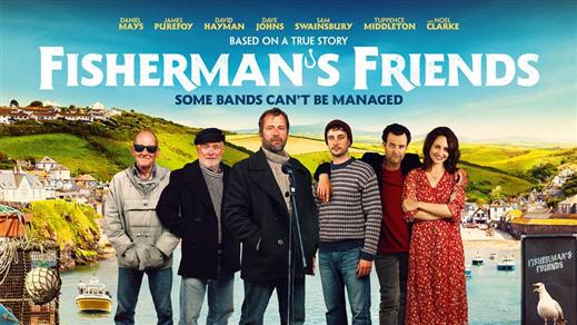 Bild för Fisherman's Friends, 2019-09-18, Järpenbion