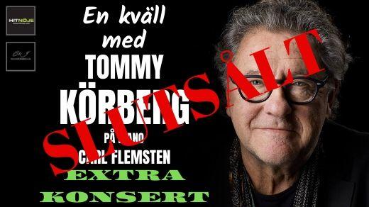 Bild för Tommy Körberg - Hässleholm - EXTRA KONSERT, 2020-03-04, Hässleholm Kulturhus