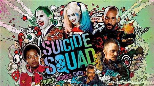 Bild för Suicide Squad, 2016-09-04, Emmboda Folkets Hus