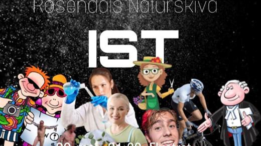 Bild för Rosendals naturskiva - IST, 2020-05-20, Flustret