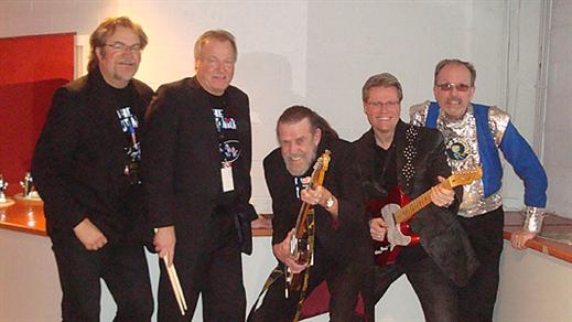 Bild för The Spotnicks Avskedskonsert, 2019-03-30, Musikens Hus Stora Scen