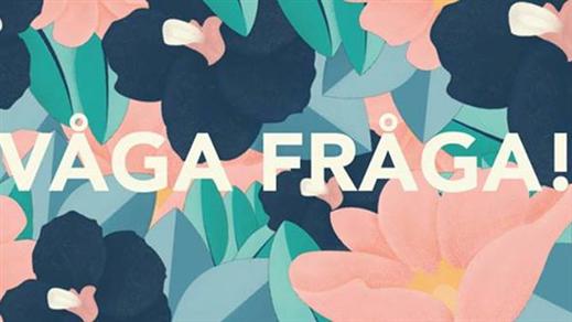 Bild för VÅGA FRÅGA - En stödkonsert, 2016-08-26, Nöjesfabriken