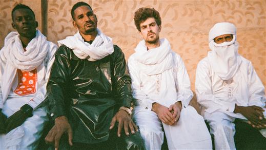 Bild för Mdou Moctar, 2022-04-20, Nefertiti