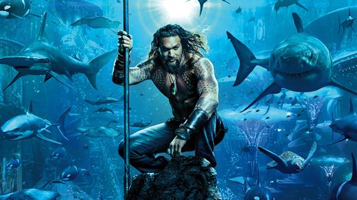 Bild för Aquaman, 2018-12-16, Bräcke Folkets hus