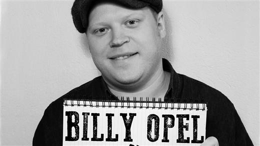 Bild för Billy Opel - Själv, 2020-03-07, Café Gula Huset