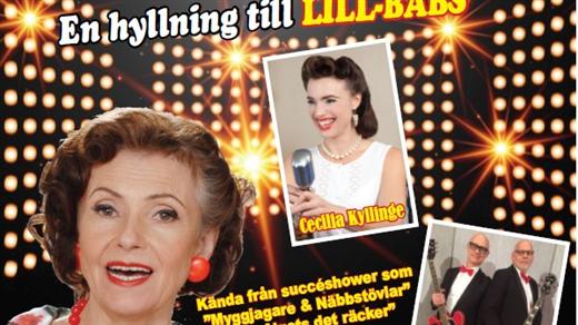Bild för Hon är jag - en hyllning till Lill-Babs, 2020-02-23, Skärblacka Folkets Hus