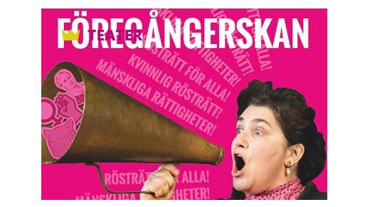 Bild för Föregångerskan, 2018-02-27, Folkets Hus