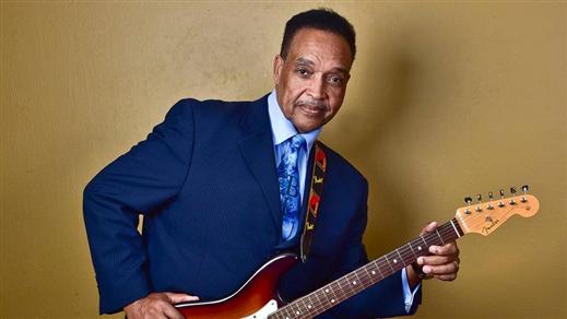 Bild för Johnny Rawls Bluesband (US), 2020-02-23, Folk Å Rock
