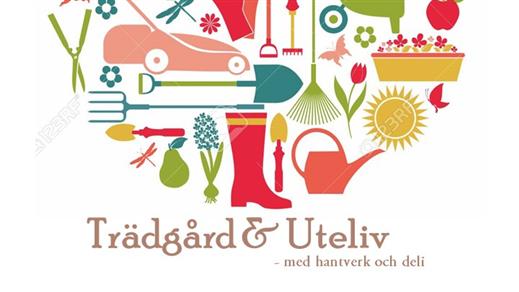 Bild för Mässan Trädgård & Uteliv - med hantverk och deli, 2021-04-20, Alla platser