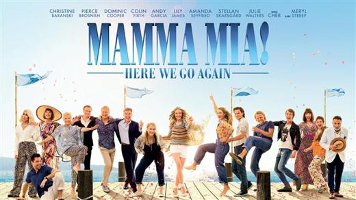 Bild för Mamma Mia! Here We Go Again, 2018-08-29, Järpenbion