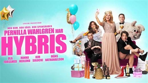 Bild för Pernilla Wahlgren har Hybris (19.30), 2021-11-06, UKK - Stora salen