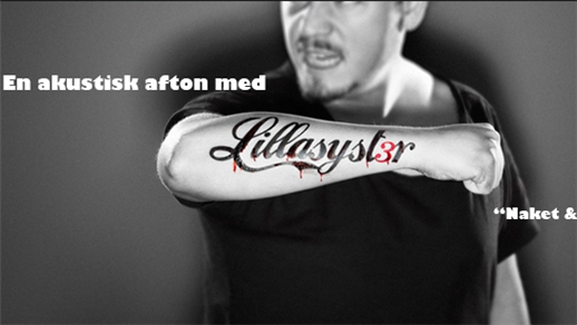Bild för Lillasyster - Akustiskt, 2018-09-08, Sticky Fingers