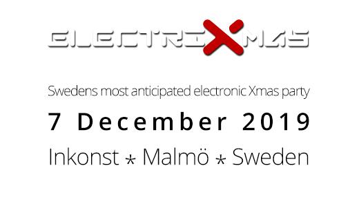 Bild för electriXmas 2019, 2019-12-07, Inkonst