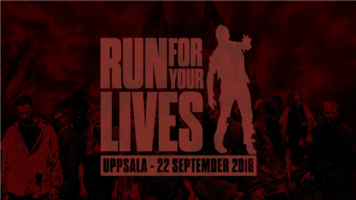 Bild för Run For Your Lives Uppsala 22 september 2018, 2018-09-22, Uppsala City