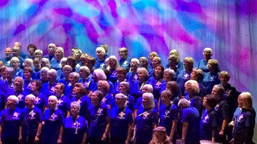 Bild för Generationskörens jubileumskonsert, 2018-12-06, Väven