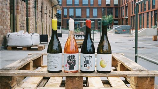 Bild för The Wine Mechanics Tasting – en urban vinprovning, 2019-11-06, Wine Mechanics