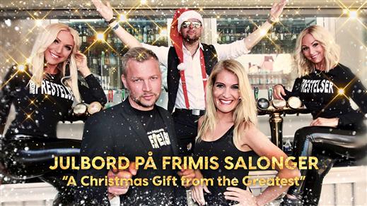 Bild för Julbord & show på Frimis Salonger Mallevent 2019, 2019-11-21, Frimis Salonger Örebro