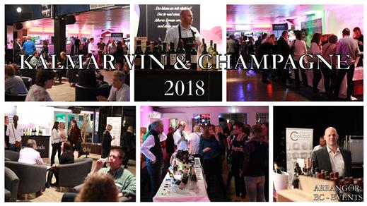 Bild för Kalmar Vin & Champagne 2018, 2018-10-19, Nöjespalatset Sandra