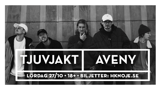 Bild för Tjuvjakt | Aveny, Sundsvall, 2018-10-27, Aveny Sundsvall