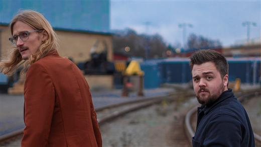 Bild för Tombola livepoddturné - Växjö, 2019-02-16, Palladium