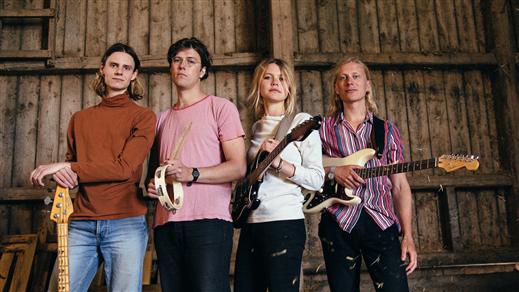 Bild för Hater + Maja Johansson, 2019-02-09, Mejeriet