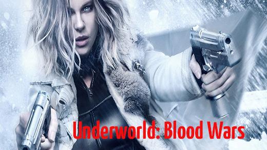 Bild för Underworld: Blood Wars (15 år), 2016-12-16, Biosalongen Folkets Hus