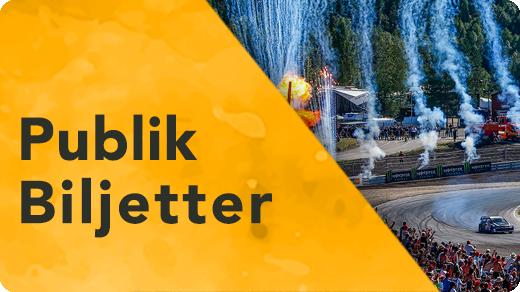 Bild för World RX of Sweden - Publika biljetter - 2019, 2019-07-05, Höljesbanan