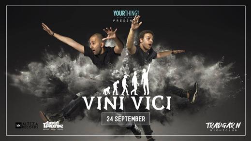 Bild för Vini Vici - Trädgårn - Fredag 24 September, 2021-09-24, TRÄDGÅR'N
