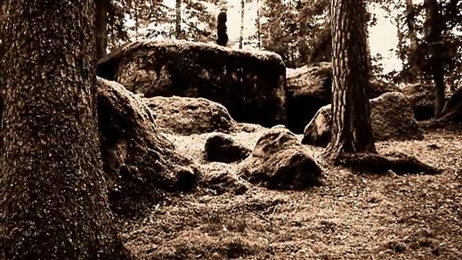 Bild för Finspångs häxprocess 400 år, 2017-05-21, Trollkäringeskogen