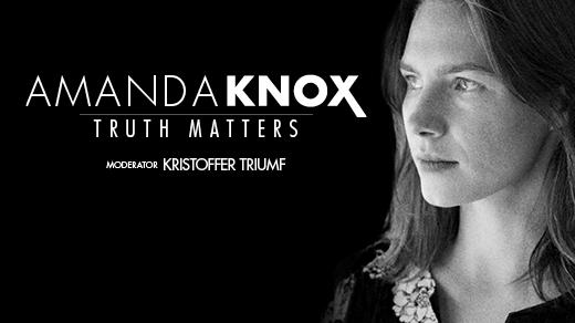 Bild för Truth matters - Amanda Knox, 2018-10-24, China Teatern