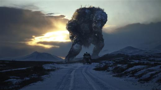 Bild för Trolljägaren med samtal, 2021-10-03, Zita Folkets Bio, Stockholm