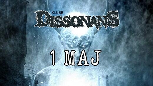 Bild för Misþyrming, Netherbird,Styggelse @ Klubb Dissonans, 2020-05-01, Sofiehof Underjord