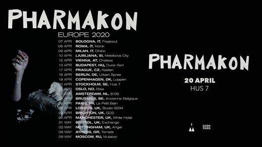 Bild för Pharmakon, 2020-04-20, Hus 7
