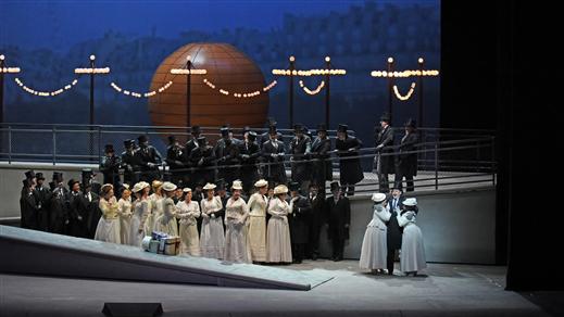Bild för Manon - från Metropolitan, 2019-10-29, Landskrona Teater