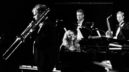 Bild för Kathrine Windfeld & Bohuslän Big Band, 2021-10-19, Nefertiti på Valand