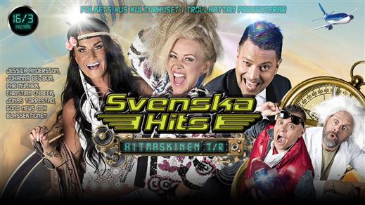 Bild för SVENSKA HITS - HITMASKINEN T/R 16/3, 2018-03-16, Apollon, Folkets Hus Kulturhuset