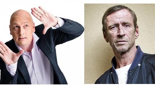 Bild för En kväll med: Per Holknekt och Lasse Karlsson, 2019-09-25, Palatset