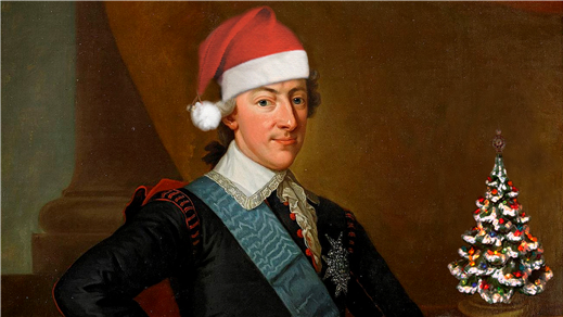 Bild för Jul med Gustav III, 2019-12-15, Temavisningar