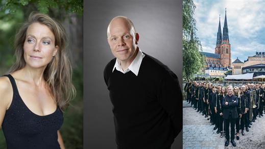 Bild för Orientexpressen med Jacke Sjödin som konduktör, 2019-05-19, Uppsala Missionskyrka
