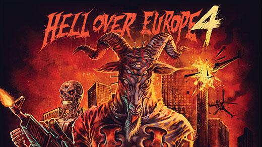 Bild för Hell Over Europe 4 w/ Aborted + The Acacia Strain, 2021-10-25, Valand