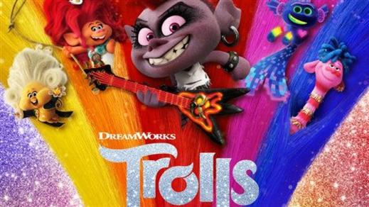 Bild för Trolls 2: Världsturnén 15:00, 2020-10-11, Estrad