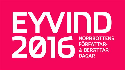 Bild för Eyvind 2016 Lördag, 2016-11-26, Saga Biografen Boden
