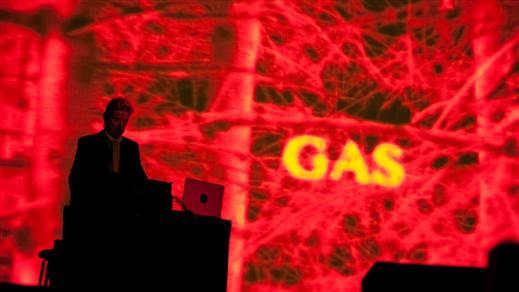 Bild för GAS (live), 2018-09-08, Inkonst