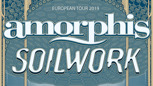 Bild för Amorphis / Soilwork + support, 2019-01-15, Fryshuset Klubben